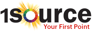 1Source logo